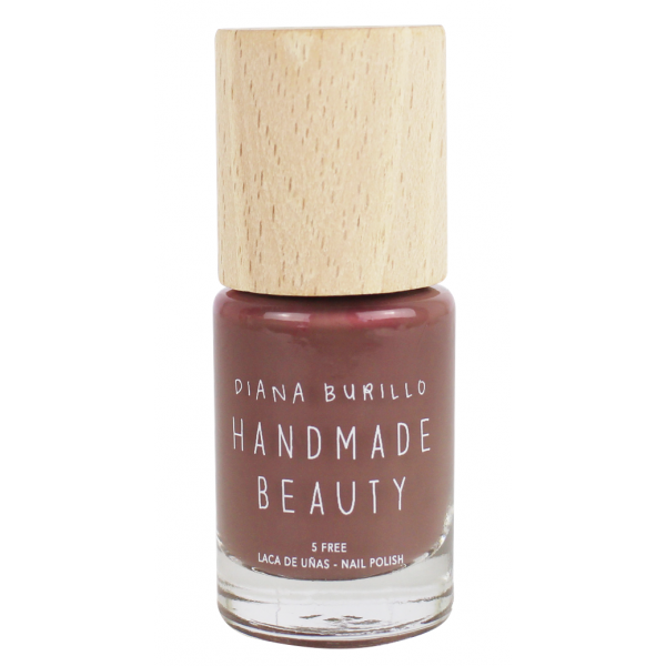 Handmade Beauty Lak na nehty 5-free (10 ml) - Fig