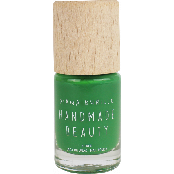 Handmade Beauty Lak na nehty 5-free (10 ml) - Avocado