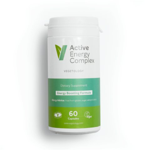 Vegetology Active Energy Complex 60 tablet