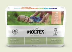 Moltex Ekoplenky Pure & Nature - Mini (3-6 kg) (38 ks)