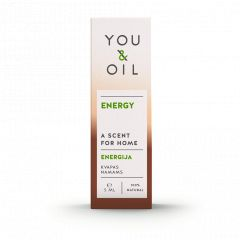 You & Oil Vůně do bytu - Energie (5 ml)