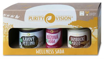 Purity Vision Wellness sada BIO (3 ks)