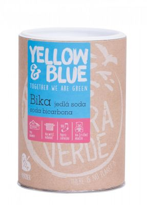 Yellow&Blue BIKA – Jedlá soda (Bikarbona) (dóza 1 kg)