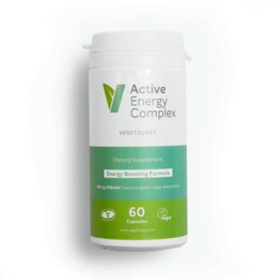 Vegetology Active Energy Complex (60 tablet)