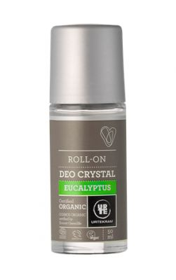 Urtekram Deodorant roll-on s eukalyptem BIO (50 ml)