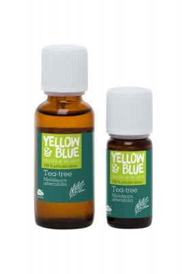 Yellow&Blue Tea tree silice (30 ml)