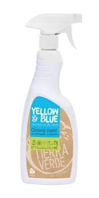Yellow&Blue Octový čistič ve spreji (750 ml)