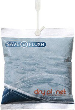 Dry Planet Save-a-flush